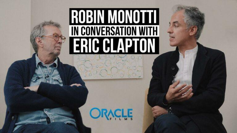 Eric Clapton im Exclusivinterview über seine Impfung mit AstraZeneca